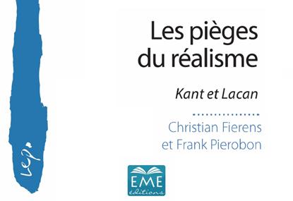Présentation de «Les pièges du réalisme» Christian Fierens et Franck Pierobon