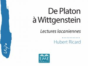 Lectures lacaniennes de Heidegger – À propos du livre de Hubert Ricard